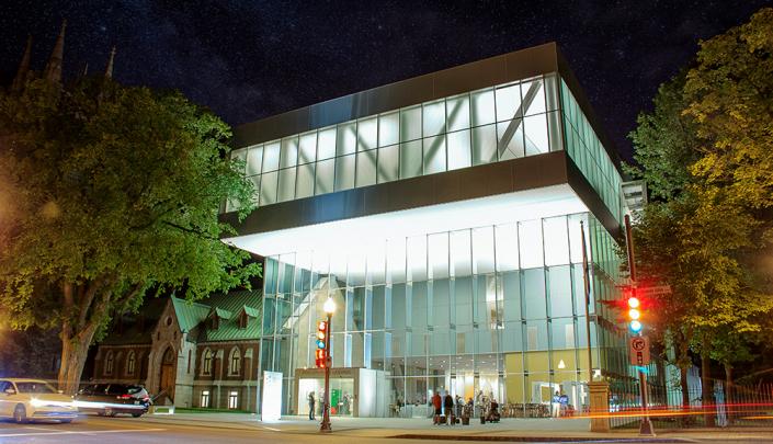 Pavillon Lassonde - MNBAQ